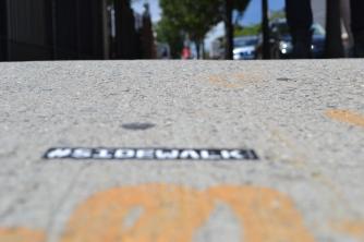 #Sidewalk